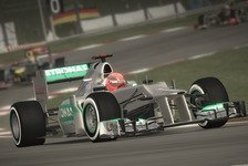 Games - Neue Einblicke: Video - Trailer zur F1 2012 Demo