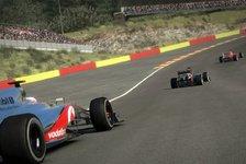 Games - Neue Wetterfeatures: Video: F1 2012 - Neues Entwicklertagebuch