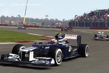 Games - F1 2012 - Screenshots