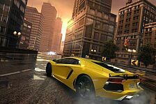 Games - Video - Need for Speed MW: Kinect-Steuerung