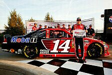 NASCAR - Startplatz 23 f�r Danica Patrick: Tony Stewart holt Atlanta-Pole