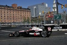 IndyCar - Dritte Pole in Folge: Will Power erneut auf Pole