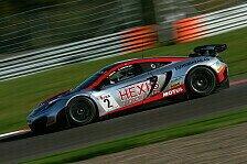 Blancpain GT Serien - Makowiecki und Dusseldorp gehen vom ersten Startplatz ins Rennen: McLaren-Pole auf dem N�rburgring
