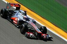Formel 1 - Dursttrecke seit Monaco 2009: Button: Erste Pole-Position f�r McLaren