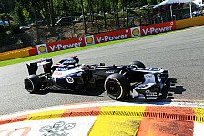 Formel 1 - Pastor Maldonado