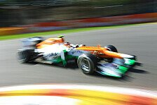 Formel 1 - Saisonrückblick 2012: Force India