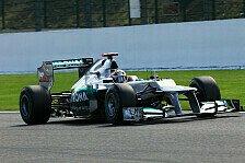 Formel 1 - Gek�mpft wie in seinen besten Tagen: Marc Surer