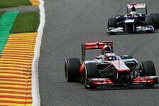 Formel 1 - Bis sp�tnachts arbeiten: Button ist auf die Big-Points aus