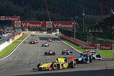 GP2 - Start war zu 80 Prozent entscheidend : Felipe Nasr