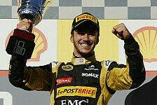 GP3 - Auch am Sonntag gepunktet: Abt nach erstem GP3-Sieg begeistert