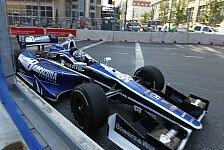 IndyCar - Vertragsverl�ngerung perfekt: Tagliani bleibt bei Bryan Herta Autosport