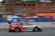 USCC - Hoffen auf ein Top-Resultat: Porsche-Piloten freuen sich auf Virginia-Premiere