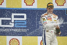 GP2 - Spa-Francorchamps