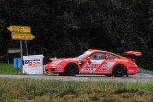 DRS - F�nffachsieg f�r Porsche: 93 Teilnehmer k�mpften im Bayerischen Wald