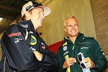 WRC - Aber dann habe ich Rundkurse entdeckt: Kovalainen: H�tte auch Rallye-Pilot werden k�nnen