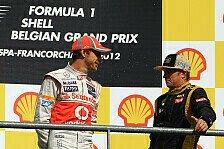 Formel 1 - Brillantes Comeback: Herbert hat Button und R�ikk�nen auf der Rechnung
