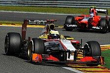 Formel 1 - De la Rosa: Besonderes Jubiläum in Monza