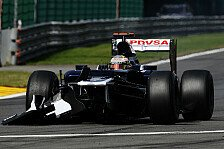 Formel 1 - Man erinnere sich nur an den jungen Senna: Wolff: Maldonado wird an Kritik wachsen