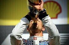Formel 1 - Absolut fantastisch: Button: Spa-Sieg 2012 etwas Besonderes