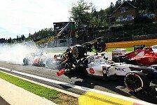 Formel 1 - Letzte Chance f�r das Crashkid: Das Gesamtkunstwerk Romain Grosjean
