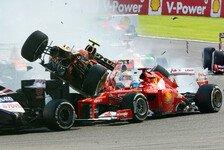 Formel 1 - Blog - Striktere Strafen gegen Rowdys