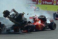 Formel 1 - Unf�lle, Strafen und Nutznie�er: Belgien GP: 8 Antworten zum Rennen