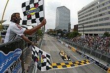 IndyCar - 19 Rennen stehen auf dem Programm: Kalender f�r 2013 pr�sentiert