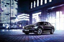 Auto - M35h Business Edition als neues Sondermodell : Im Infiniti M Hybrid auf schnellem Weg zum Erfolg