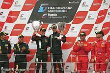 Mehr Sportwagen - Heico Gravity-Charouz erfolgreich in Moskau