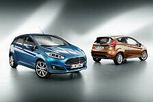 Auto - Ford SYNC, Ford MyKey und Vieles mehr: Neuer Ford Fiesta mit modernen Innovationen