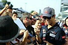 Formel 1 - Morgens um drei allein am Pool: Ricciardo: Key macht einen guten Eindruck