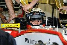 Formel 1 - Nur de la Rosa best�tigt: Ma bef�rdert? HRT dementiert