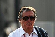 Formel 1 - Was hat Ricciardo getan?: Minardi: Die aktuellen Strafen machen mir Angst