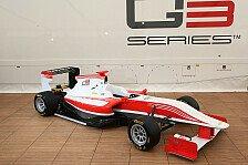 GP3 - Mehr Power zum selben Preis: Neues Auto f�r 2013 vorgestellt