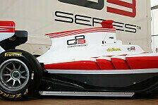 GP3 - Bilder: Das neue GP3-Auto