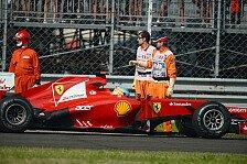 Formel 1 - Die Leiden des Leaders: Trotz Getriebewechsel: Keine Strafe f�r Alonso