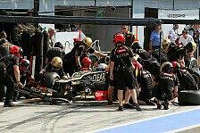 Formel 1 - Rhythmussuche f�r das Qualifying: D'Ambrosio: Mehr Abtrieb als im Virgin in Monaco