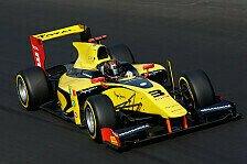 GP2 - Auch am Sonntag ein Heimsieg: Valsecchi st��t das Tor zum Titel auf
