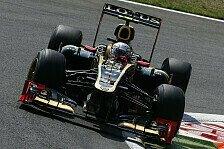 Formel 1 - Austin wird knifflig: Jerome d'Ambrosio
