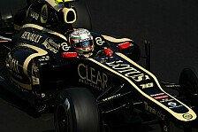 Formel 1 - In Singapur verbessert zur�ck: Boullier: Grosjean hat seine Lektion gelernt