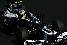 Formel 1 - Gillan erwartet von beiden Fahrern Punkte: Williams: Variable Abstimmung gefragt