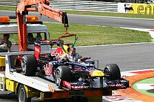 Formel 1 - Defektursache ungekl�rt: Renault entschuldigt sich bei Vettel