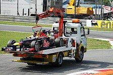 Formel 1 - Das gleiche Problem wie am Samstag: Vettel: Glaube nicht an Ferrari-Bonus