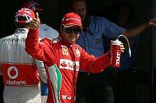 Formel 1 - Die Zeiten nie mit Alonsos vergleichen: Briatore: Ferrari sollte Massa behalten