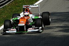 Formel 1 - H�lkenberg zu Ferrari, di Resta zu McLaren?: Force India w�rde Fahrer freigeben
