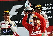 Formel 1 - Danner rät Perez von Ferrari-Wechsel ab