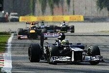 Formel 1 - Immer Punkte im Visier: Mark Gillan