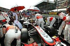 Formel 1 - Das w�re dumm: McLaren: Nicht auf den Lorbeeren ausruhen