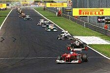 Formel 1 - Ecclestone nicht der Herrscher der Welt: Italien GP: Monza-Aus? Ferrari-Abschied!