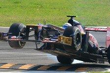 Formel 1 - Bilderserie: Toro Rossos Geschichte in der Formel 1